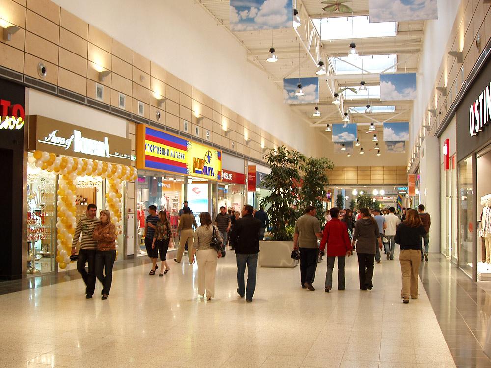 торговый центр ростов на дону фото