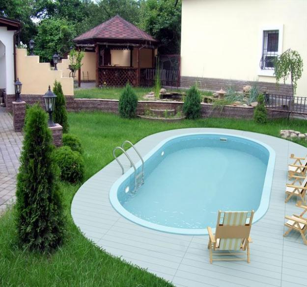 Где приобрести дачный бассейн в Волгограде?