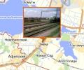 Железнодорожная станция Энем 1