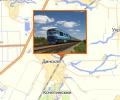 Железнодорожная станция Динская
