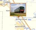 Железнодорожная станция Малороссийская
