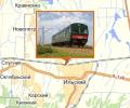 Железнодорожная станция Ильская