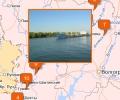 Реки Ростова на Дону и Юга России