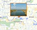 Река Маныч (Западный Маныч)
