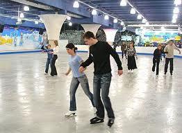 Где находятся ледовые катки в Ростове-на-Дону?