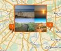 Водоемы Ростовской области и Южного ФО