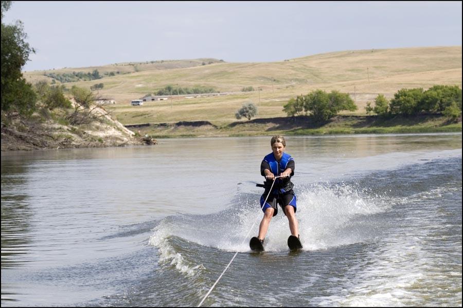 Водные лыжи Волгоград