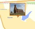 Лютеранская церковь в селе Верхний Еруслан