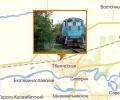 Станция Гречишкино — станица Тбилисская