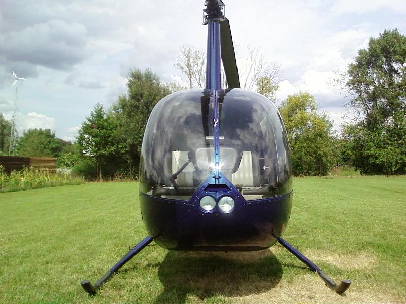Как организовать полёт на вертолете в Ростове-на-Дону?