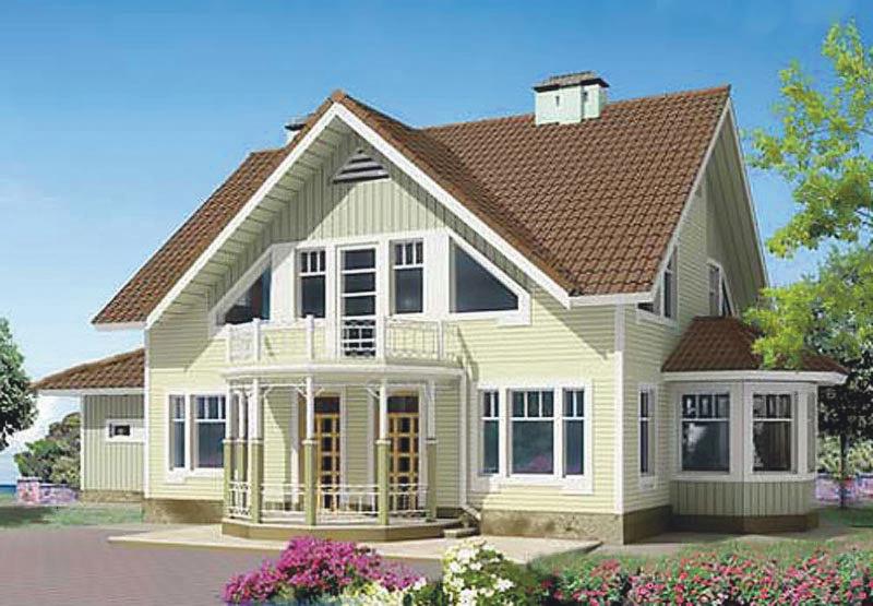 Дом своими руками в краснодаре фото