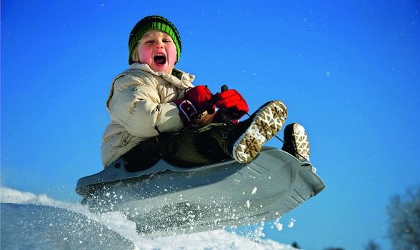 Куда отправить ребенка на зимние каникулы в Волгограде?