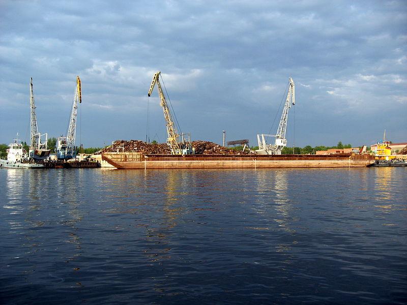порты в Ростове-на-Дону?