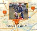 На каких мототреках Ростова покататься на мотоциклах?