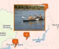 Где есть маршруты сплавов на байдарках в Ростове-на-Дону?