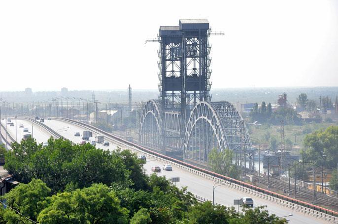 Какой мост в Ростове-на-Дону самый широкий?