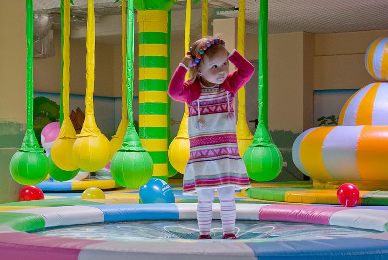 В какой детский парк развлечений сводить ребенка в Ростове-на-Дону?