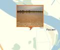 Соленое озеро Тинаки