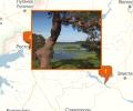Какие природные объекты Ростова интересны для экскурсий?