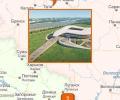Какой стадион самый вместительный в Ростове-на-Дону?