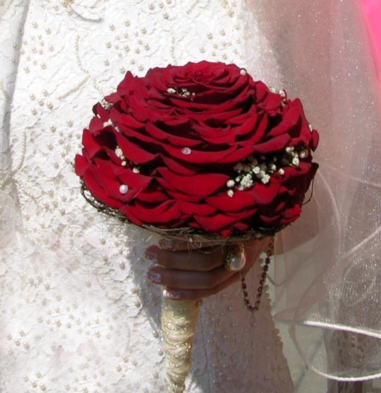 Как выбрать букет для невесты в Волгограде?