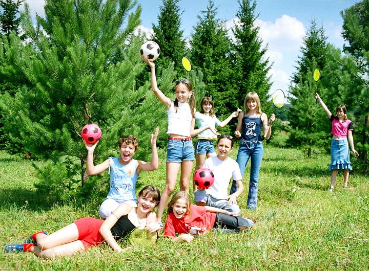 В какой летний лагерь отправить ребёнка в Краснодаре?