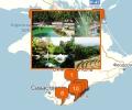 Парки-памятники и ландшафтные парки Крыма
