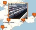 Железнодорожные станции в Крыму