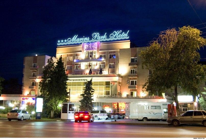 Гостиницы в ростове