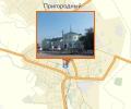 Железнодорожная станция Арчеда ( Фролово)