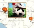 Где научиться играть в футбол в Краснодаре?