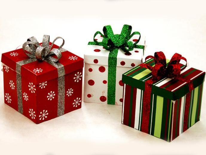 Подарок на новый год своими руками не сложные но красивые