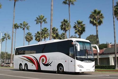 Где можно заказать туристический автобус в Краснодаре?