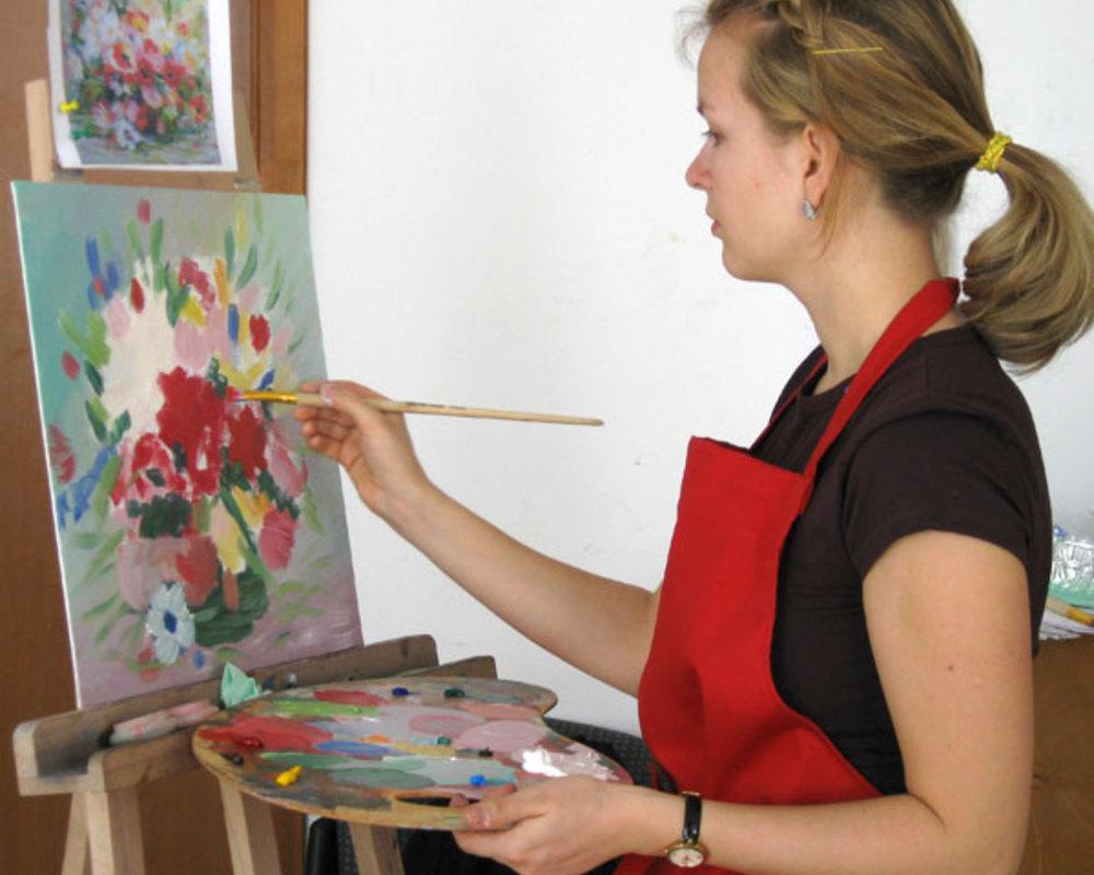 Где найти художественную школу для взрослых в Краснодаре?