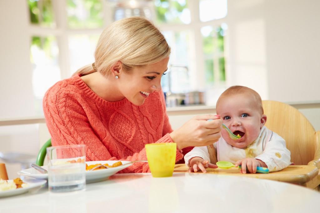 Где купить детское питание в Краснодаре?
