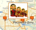 Где купить матрешки в Ростове-на-Дону?