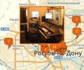 Где находятся продюсерские центры Ростова-на-Дону?