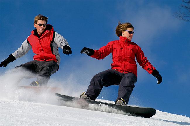 Где покататься на сноуборде в Волгограде?