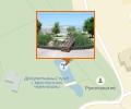 Декоративный пруд в парке Фрунзе