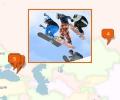Где покататься на сноуборде в Краснодаре?