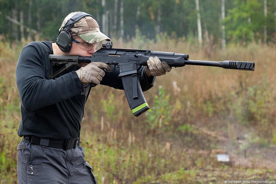Обучение стрельбе из огнестрельного оружия в Волгограде