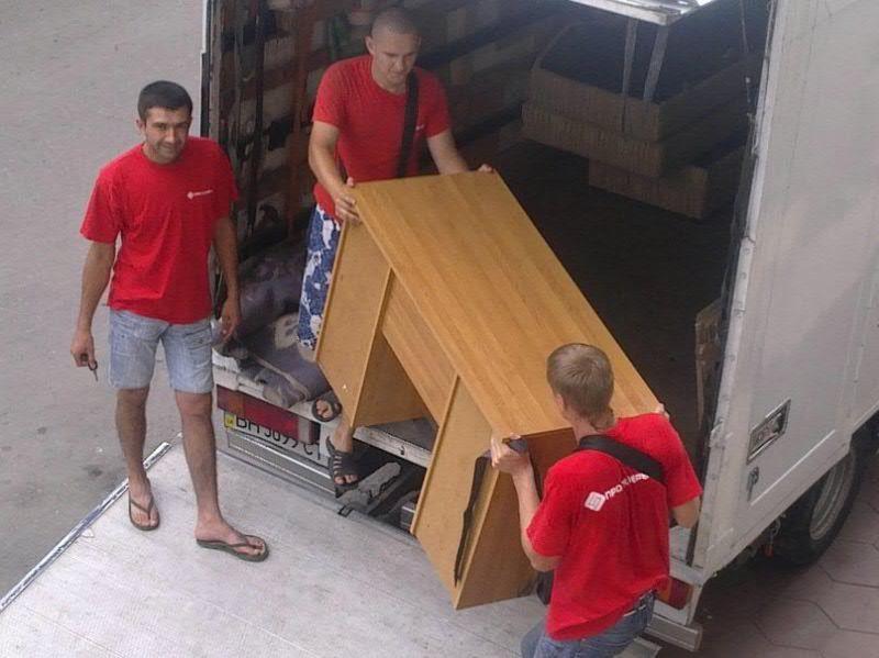 Где заказать услуги переезда в Краснодаре?