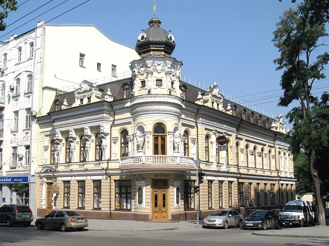 Какие уникальные здания есть в Ростове-на-Дону?
