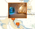 Где находятся соляные пещеры в Волгограде?