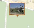Скульптура «Динозавры» (Скульптура «Борьба бронтозавра с цератозаврами»)