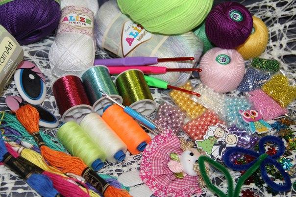 Где купить товары для творчества в Симферополе?