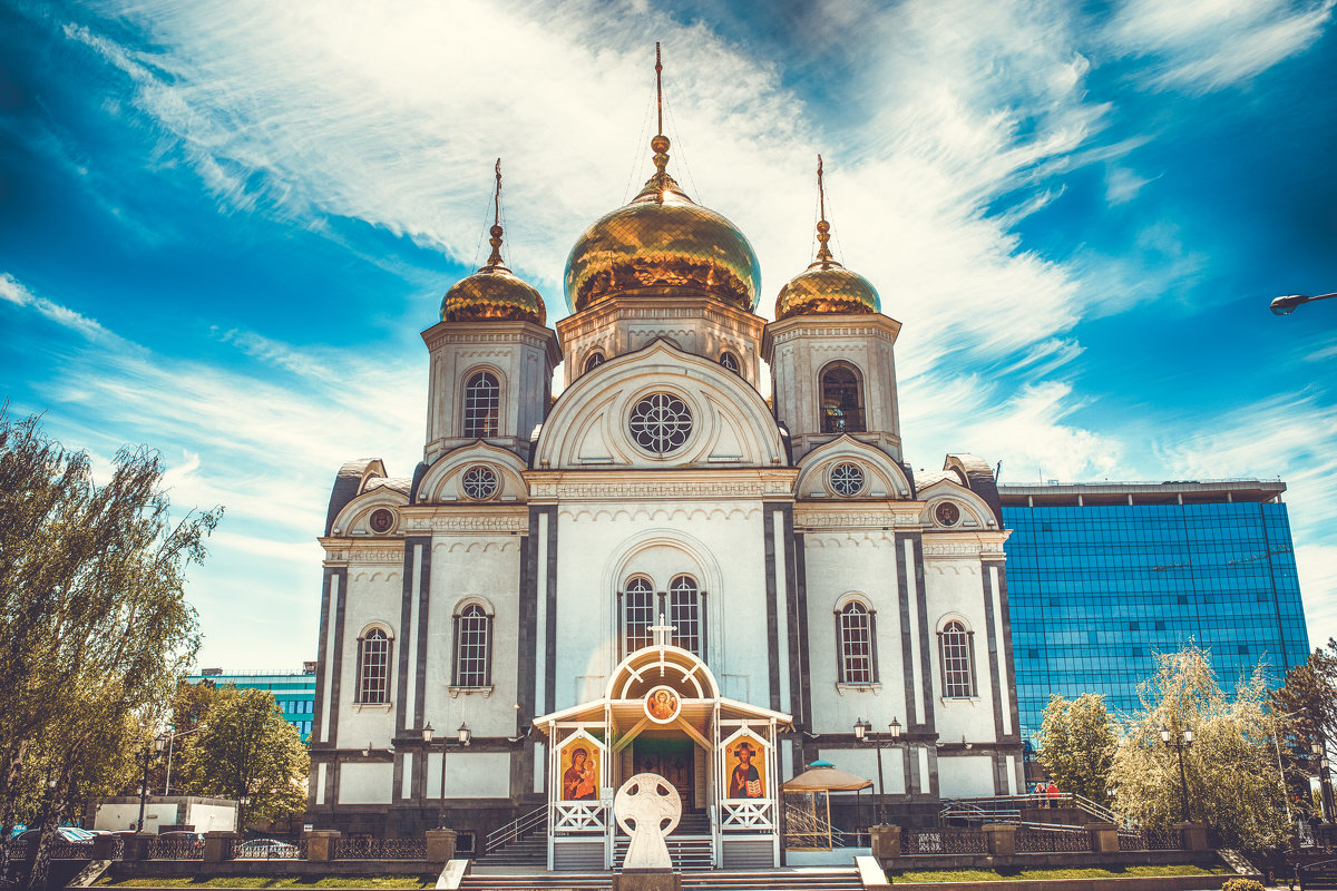 Обзор храмов Краснодара