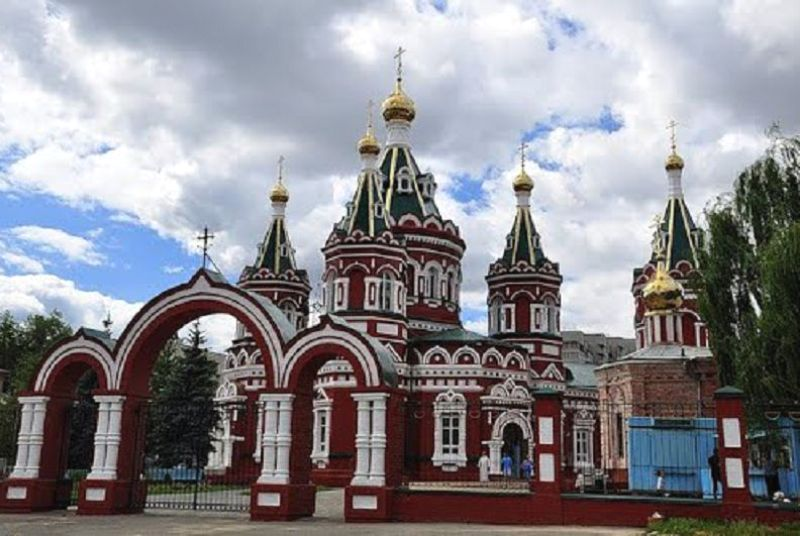 Обзор храмов Волгограда