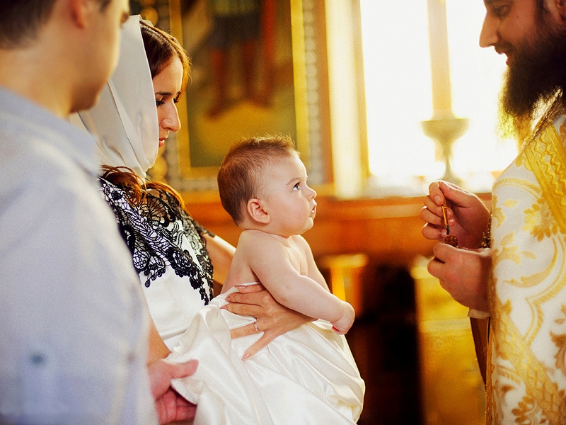 Где крестить ребенка в Краснодаре?