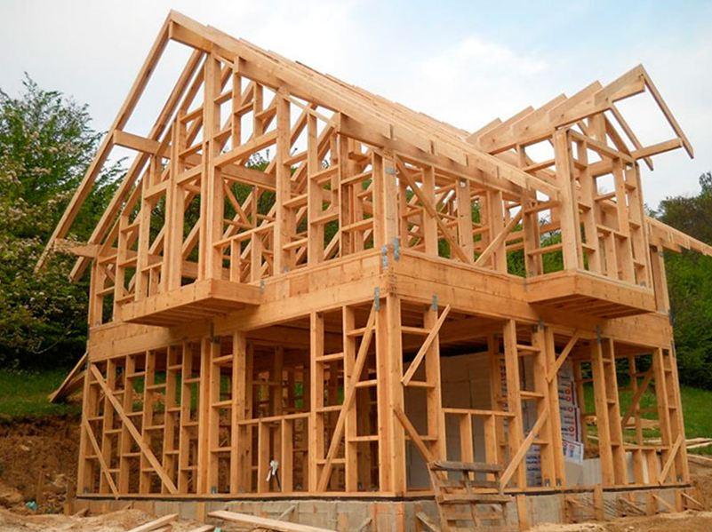 Строительство каркасных домов в Волгограде